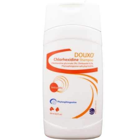 Douxo Chlorhexidine PS and Climbazole Shampoo