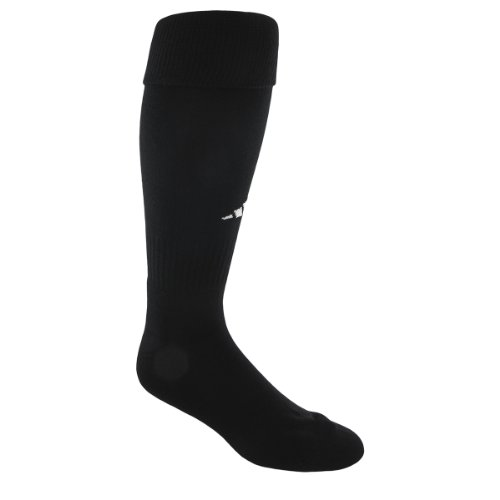 adidas Field II Sock, Black/White, Small