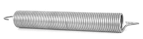 8 x Replacement TRAMPOLINE SPRING 7' galvanised steel 6FT, 8FT, 10FT, 12FT, 14FT