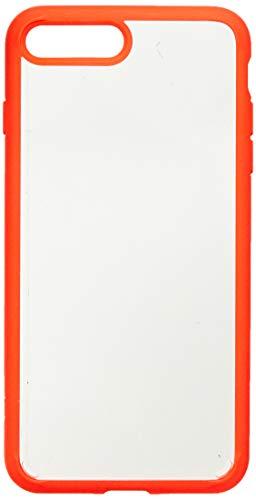 Spigen iPhone 8/7Plus Ultra Hybrid 2, Funda con tecnología de amortiguación de aire y protección híbrida contra caídas, Rojo
