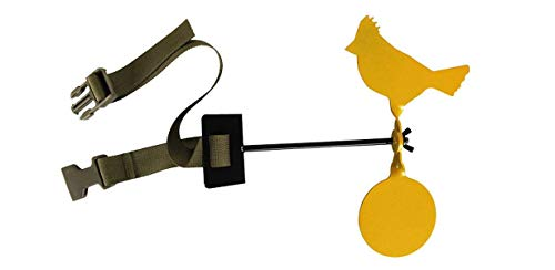 Akah silhouet Vogel luchtgeweer-doelschijf met spanband