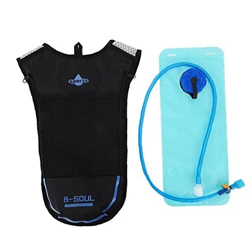 2st 2l Trinkrucksack Mit Hydratation-Blasen-fahrradtasche Für Outdoor Laufen Radfahren Mountainbike Wandern Klettern Skifahren Pouch
