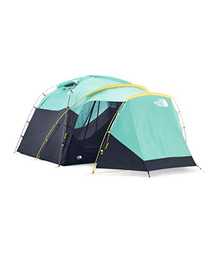 The North Face Wawona 4 Tent, Urban Navy/Lagoon, One Size