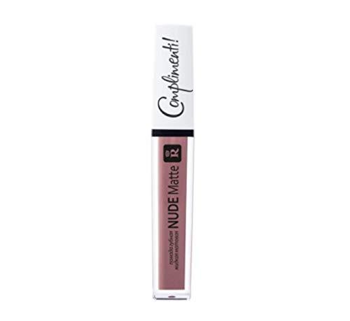 Relouis Nude Matte COMPLIMENTI Liquid Matte Lipstick - 10 Shades (10)
