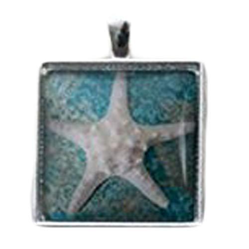 One Life ,one jewerly Collar de Estrella de mar de una Vida, Collar de Playa, Collar Personalizado, Collar Personalizado, Collar de Arte, Collar de declaración, Collar, Colgante,