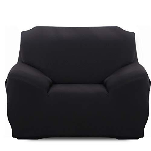 Souarts Sofabezug elastische Stretch Sofaüberwurf Sofa Couch Sessel Husse Bezug Decke Sofabezüge 1/2/3/4 Sitzer