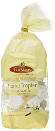 Gaston Feine Tropfen mit Vanille-Geschmack (1 x 100 g)