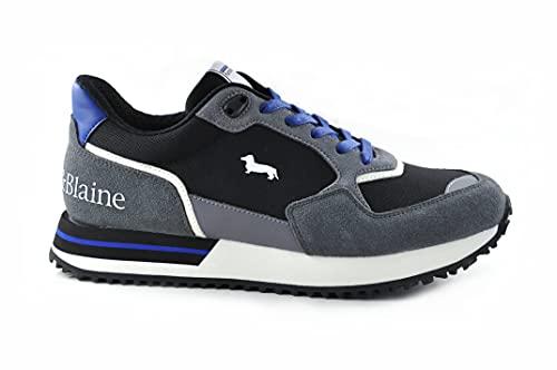 EFM212.080 6290 Nero HARMONT & Blaine HARMONT & BLAINE CALZ. Sneakers Uomo 40