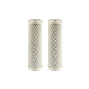 Compatible to GE FXUTC Drinking Water System Replacement Filters, 2 Pack by CFS