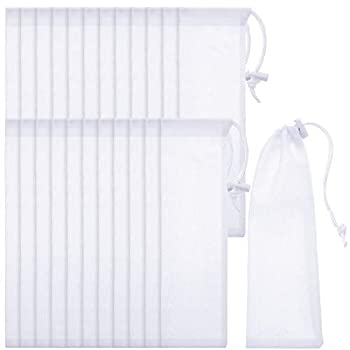 Lint Traps Nylon Mesh Lint Traps for Home Laundry Washing Machine Drain Systems Discharge Hoses 9.4 x 3.1 Inch  24