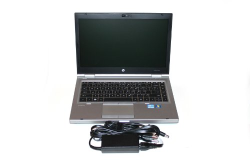HP EliteBook 8460p XU057UT 14.0' LED Notebook -...