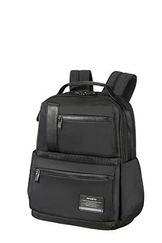 Samsonite OpenRoad Laptop Business Backpack, Jet Black, 14.1-Inch