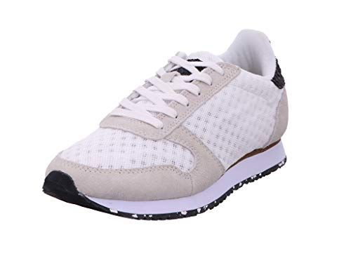 Woden Sneakers Ydun Suede Mesh II 38, 300 Bright White