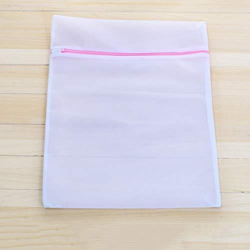 Mdsfe Kleidung Waschmaschine Wäscherei BH Aid Dessous Mesh Net Waschbeutel Beutel Korb Femme 3 Größen - 40x50cm, a2