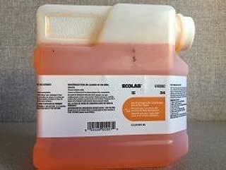 Ecolab Floor Cleaner Liquid 1.3 Liter Jug Sweet Scent, 6100082 - Case of 2