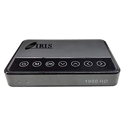 Iris 1900 HD Ultima Version- sustituto de los ya descatalogados iris9800 HD/ iris9850 HD