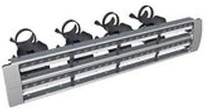 Commscope 360-IP-1100-E-2U-BLANK | 760201160 48-Ports Grey Cat-6A 1100 Evolve Patch Panel
