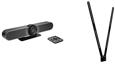 Logitech MeetUp HD Video and Audio Conferencing System with TV Mount XL