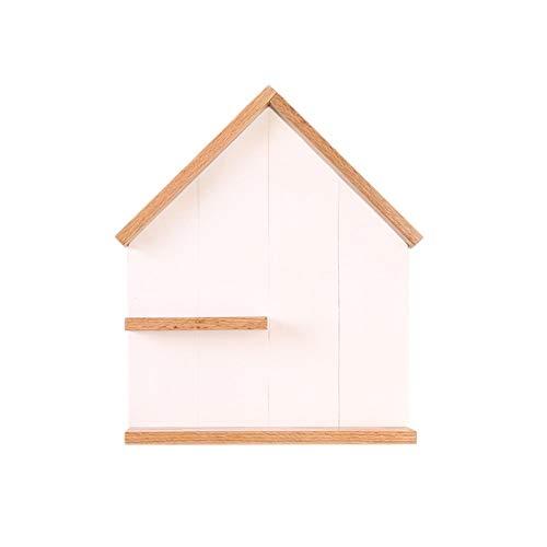 XLVJPF-48 Display Planken, Zwevende Planken, Wandplanken Rustieke Eenvoudige Zwevende Planken, Hout Wandplaten, Wandgemonteerde Opslagruimte Slaapkamer, Kinderkamer, Hotel, Ochtend Klassiek, Kleuterschool