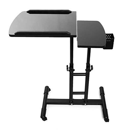 BINGFANG-W Escritorio del ordenador portátil plegable ajustable tabla del cuaderno del ordenador portátil Holder base del equipo de escritorio plegable for el Ministerio del Interior for Ministerio de