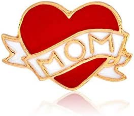 G Brooch - Rose Mom Shoesbrooches Denim Pin Badge Bag T Shirt Gift