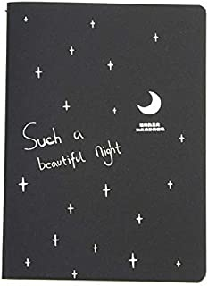 Durable Notebook Hot Sketch Diary Drawing Painting Graffiti Black Paper 28 Sheets Ketch Book Notebook School Supplies As A Gift Office