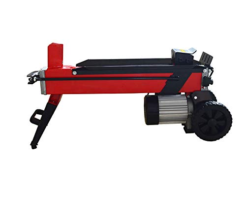 Read About INTBUYING 4T Log Splitter Electric Household Wood Splitting Machine for Splitting Log Por...