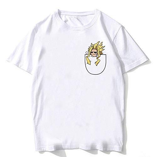 DSFG Newest Japanese Streetwear T Shirts Man My Hero Academia T Shirt Boku No Hero Academia Cosplay T-Shirt For Man