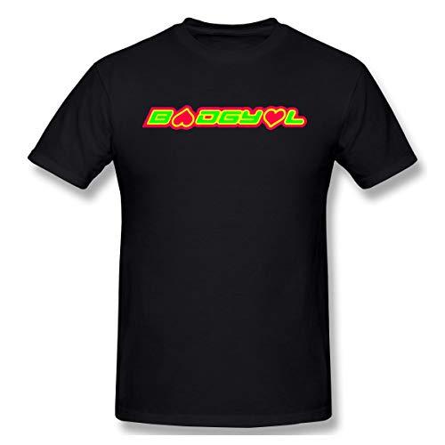 Bad Gyal Black T Shirt Candy Crush Homme T-Shirt Tees Pure Short Sleeve Black L