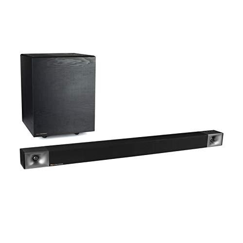 Klipsch Cinema 600 Soundbar, Negro