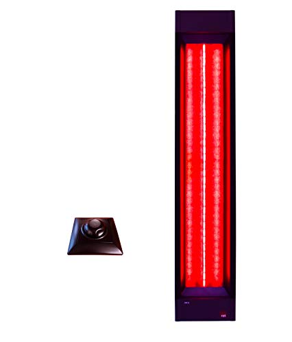 Set InfraROTstrahler INFRAROTMED 500W und Regler für die Sauna und Infrarotkabine statt 730 Euro, Wärmekabine, Liegekabine, Rotlichtstrahler, Vollspektrumstrahler