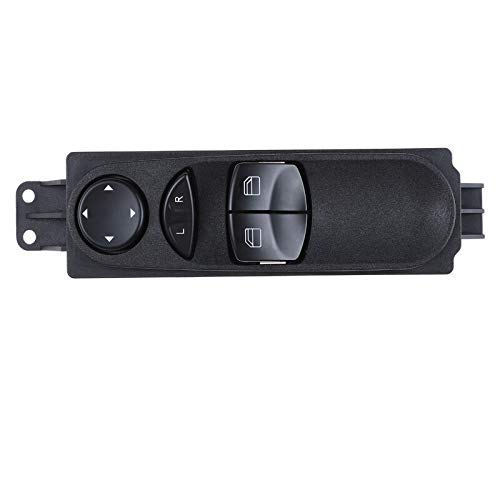 Interruptor de ventana eléctrica delantera izquierda para Mercedes Sprinter W906 VW Crafter piezas de coche