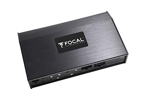 Focal FDP Sport Motorcycle/All-Terrain Vehicle 4-Channel Amplifier