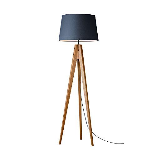 ARTWORKSTUDIO Espresso floor lamp グレー白熱球付属モデル AW-0507V