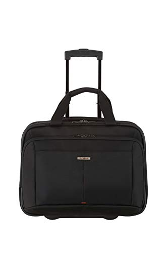 Samsonite GuardIT 2.0 - Trolley.17.3 Pollici Cartella con 2 Ruote.26.5 Litri, 46 cm, Nero (Black)