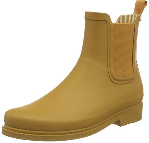 VERO MODA Damen VMSIS Boot Stiefelette, Buckthorn Brown (Braun), 37 EU