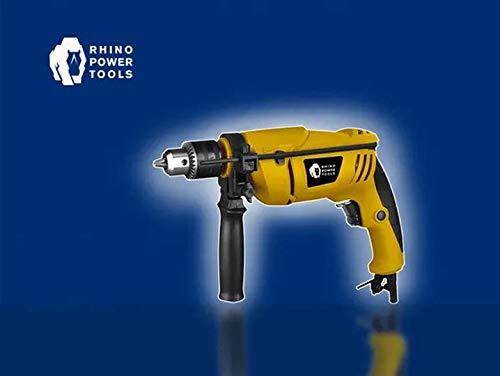 Rhino Power Tools - Taladro para martillo (710 W)