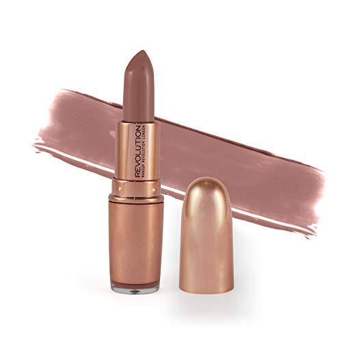 Revolution Rose Gold Nude Lippenstifte Chauffeur