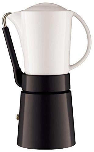 Aerolatte HIC Cafe Porcellana Espresso, Black