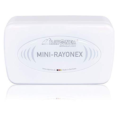 MINI RAYONEX – Maxi beliebt: Der mobile Bioresonanz-Allrounder für gesundheitsbewussten Lifestyle. Well-being made in Germany!