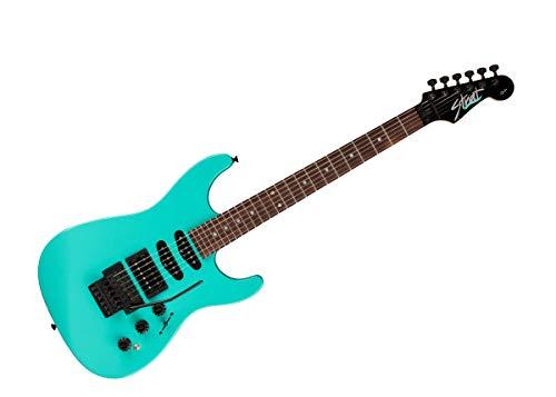 Fender Limited Stratocaster - Touche en érable - Bleu glace