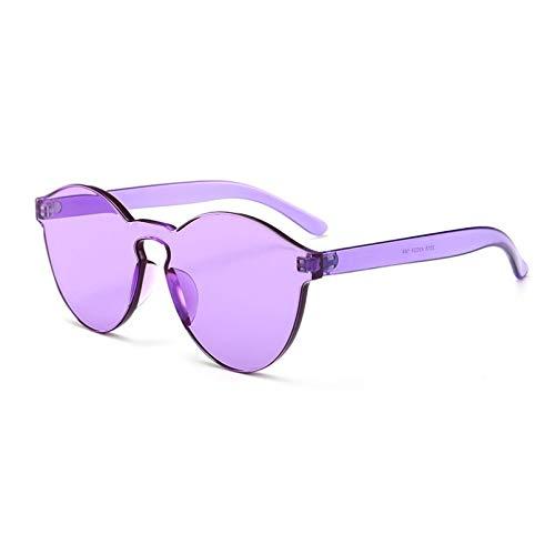 SHEANAON Gafas de Sol para Mujer Cat Eye Ladies Shades Gafas de Sol Gafas de Sol para Mujer Gafas Color Caramelo UV400