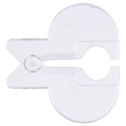 Bosch Professional 2607010079 5 Stück Spanreissschutz