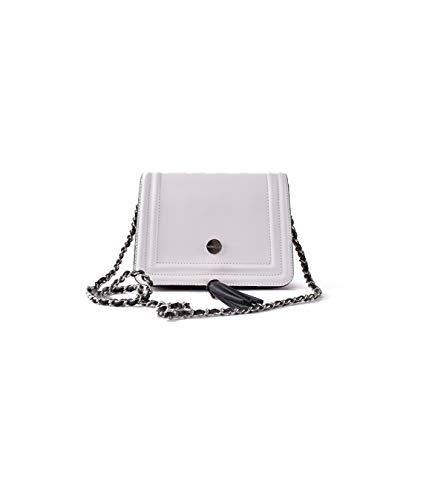 Marc Ellis Damen-Handtasche Weiß HANDBAG NOHA