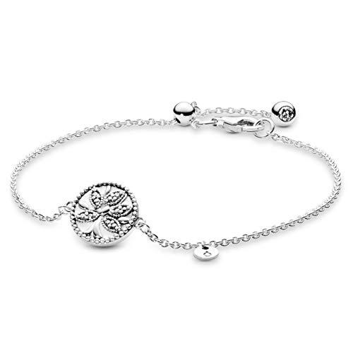 Pandora Femme Argent Bracelets charms 597776CZ-18