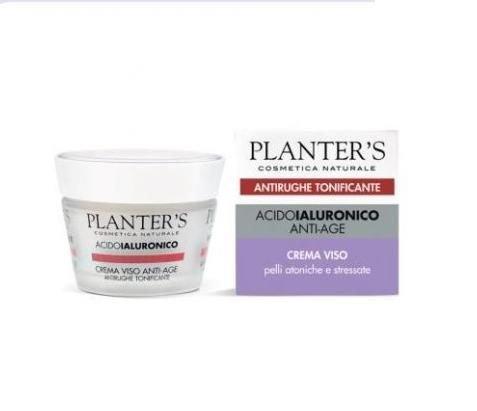 Planters ácido hialurónico crema Viso Antirughe