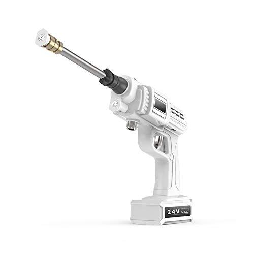 Yangyang Hidrolimpiadora Mini, Eléctrico PresióN Limpiador De Alta PresióN Ajustable, Alta PresióN Pistola para Lavar Plantas AutosHerramienta