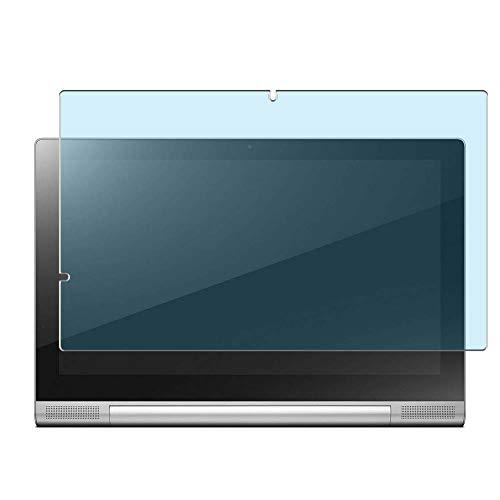 Vaxson 2 Unidades Protector de Pantalla Anti Luz Azul, compatible con lenovo yoga tablet 2 Pro 13.3' 1371F [No Vidrio Templado] TPU Película Protectora