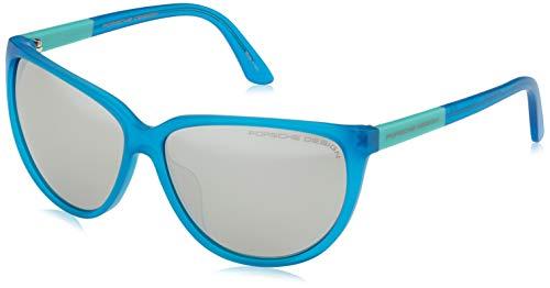 Porsche Design Sonnenbrille P8588 E 61 13 135 Gafas de sol, Azul (Blau), 61.0 para Mujer