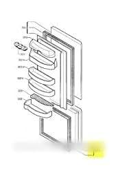 Amazon.es: junta frigorifico - Puertas / Recambios y accesorios ...